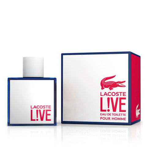 Men's Perfume Live Lacoste EDT-Universal Store London™