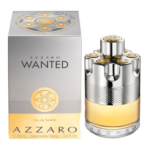 Image of Men's Perfume Wanted Homme Azzaro EDT-Universal Store London™