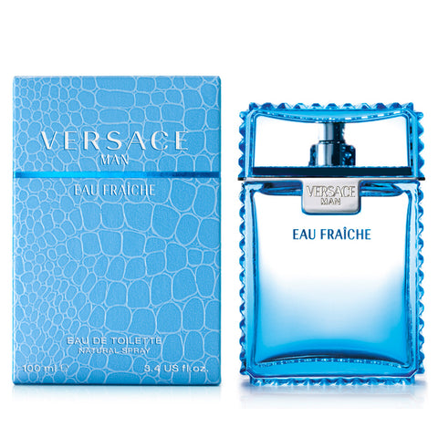 Men's Perfume Man Eau Fraiche Versace EDT-Universal Store London™