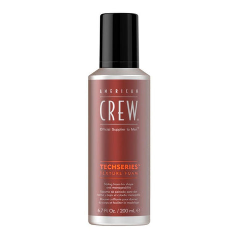Styling Mousse Techseries American Crew (200 ml)