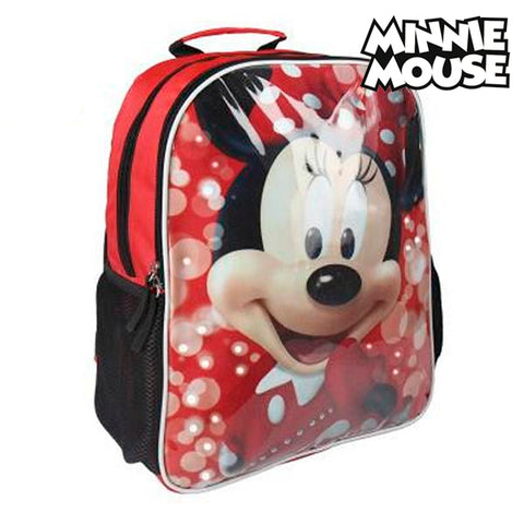 School Rucksack with LED Minnie Mouse 907-Universal Store London™