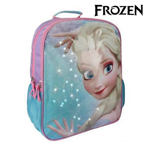 School Rucksack with LED Frozen 914-Universal Store London™