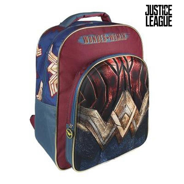 3D School Bag Justice League 444-Universal Store London™