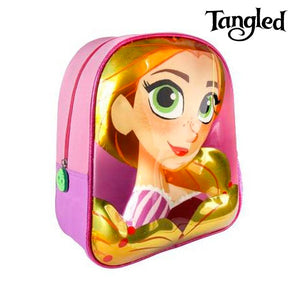 3D School Bag Tangled 7983-Universal Store London™