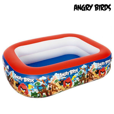 Image of Inflatable pool Angry Birds 2753-Universal Store London™