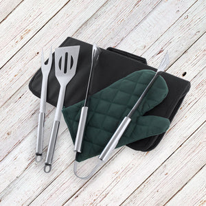 Barbecue Case (5 pcs) 144502-Universal Store London™