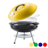 Barbecue Portable (Ø 36 cm) 144504-Universal Store London™
