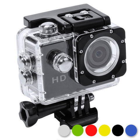 Sports Camera 2'''' LCD Full HD 145246-Universal Store London™