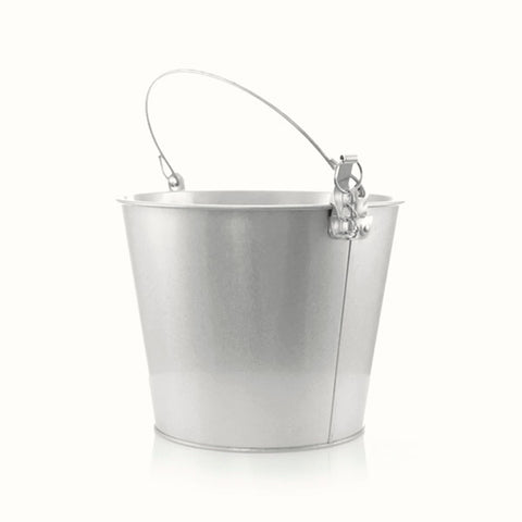 Ice Bucket with Handle and Aluminium Bottle Opener 145332-Universal Store London™
