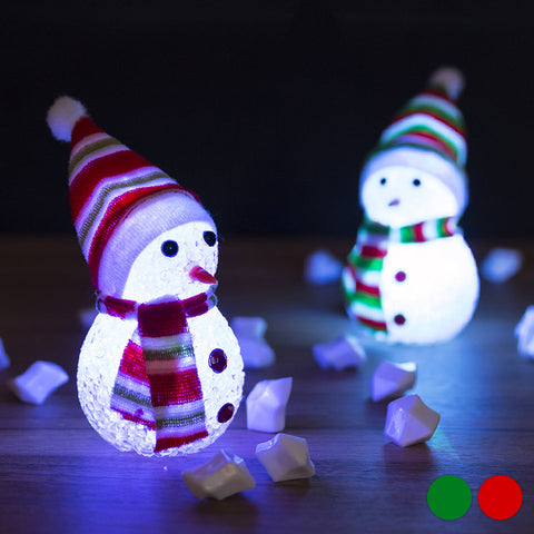LED Snowman Christmas Decoration 145896-Universal Store London™