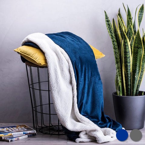 Image of Fleece Blanket (125 x 160 cm) 146045-Universal Store London™