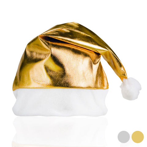 Father Christmas Metal Hat 149833-Universal Store London™