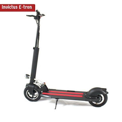INVICTUS E-tron Folding Electric Scooteer-Universal Store London™