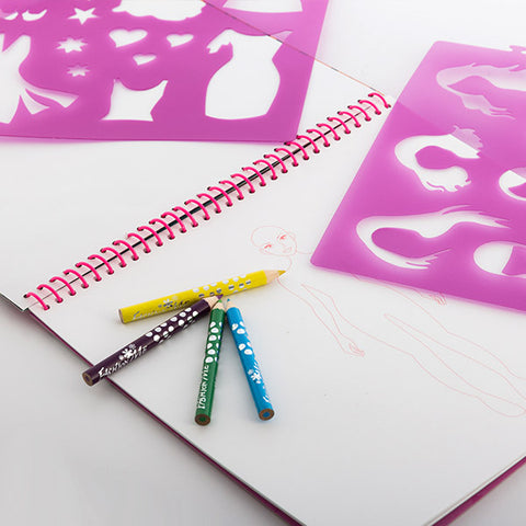 Fashion Notebook for Children-Universal Store London™