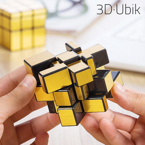 Image of 3D·Ubik Magic Cube-Universal Store London™