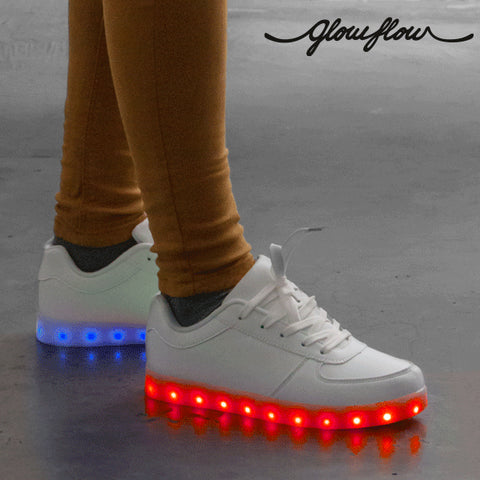 GlowFlow Trainers with LED-Universal Store London™