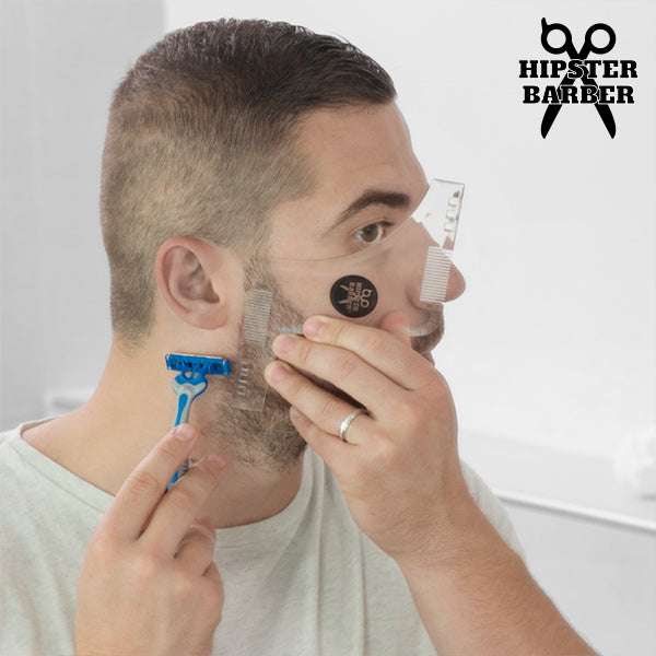 Beard Template Beard Mold with Shaving Combs-Universal Store London™