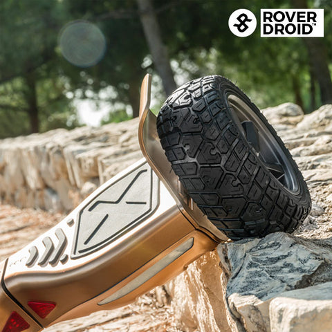Electric Hoverboard Bluetooth Scooter with Rover Droid Stor 190 Speaker-Universal Store London™