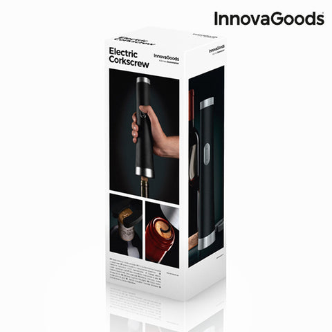 InnovaGoods Electric Corkscrew-Universal Store London™