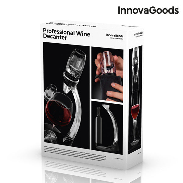 InnovaGoods Professional Wine Decanter-Universal Store London™