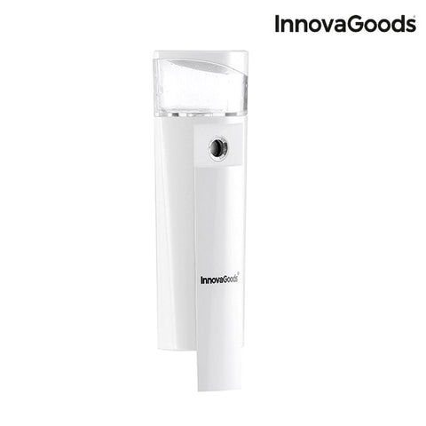 InnovaGoods Two in One Facial Steamer with Power Bank-Universal Store London™