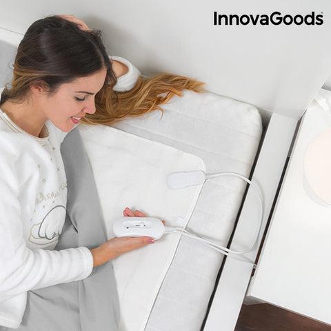 InnovaGoods Electric Blanket 80 x 150 cm-Universal Store London™
