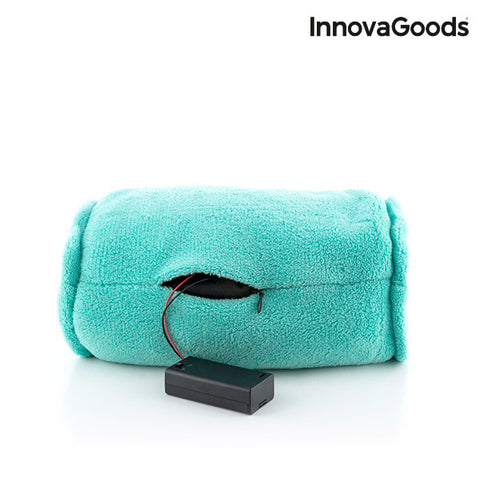 InnovaGoods Cylindrical Massaging Pillow-Universal Store London™