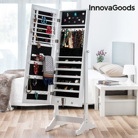 Image of InnovaGoods XXL Jewellery Mirror-Universal Store London™
