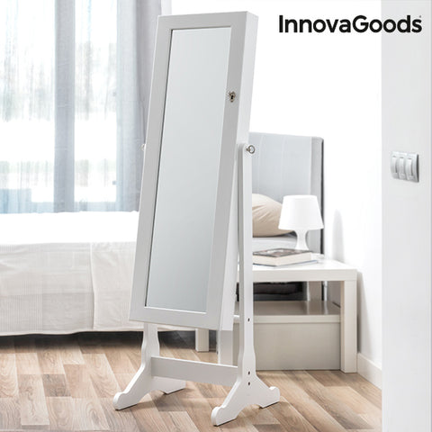 Image of InnovaGoods XXL Standing Jewellery Mirror-Universal Store London™