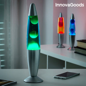 InnovaGoods Lava Lamp 25W-Universal Store London™