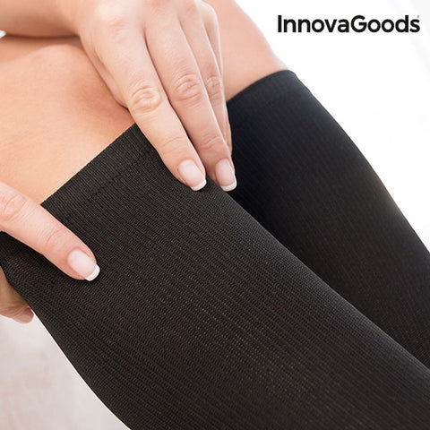 InnovaGoods Anti-fatigue Compression Socks-Universal Store London™