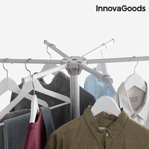 InnovaGoods Portable Clothes Dryer 1000W White-Universal Store London™