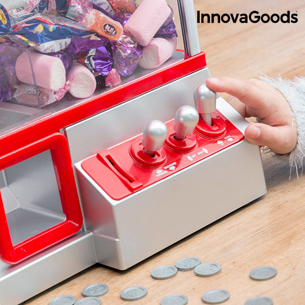 InnovaGoods Fairground Claw Machine with Sound-Universal Store London™