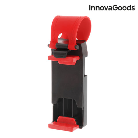 Image of InnovaGoods Steering Wheels Phone Holder-Universal Store London™