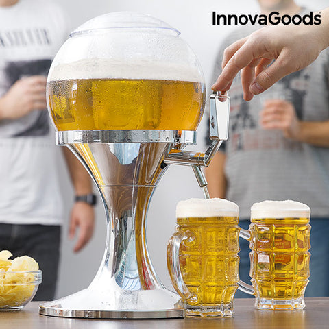 InnovaGoods Ball Beer Cooling Dispenser-Universal Store London™
