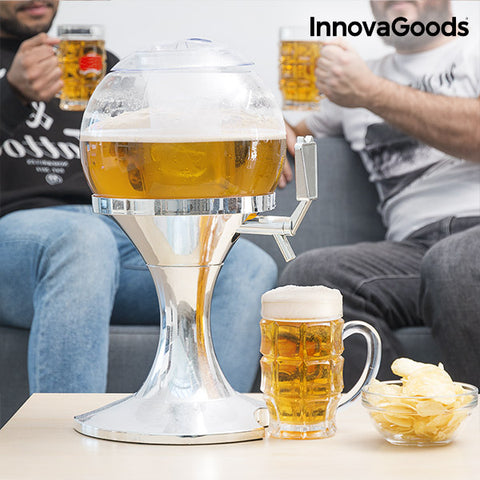 InnovaGoods Cooling Beer Dispenser-Universal Store London™