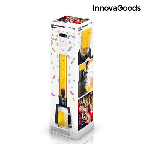 InnovaGoods Tower Beer Dispenser-Universal Store London™