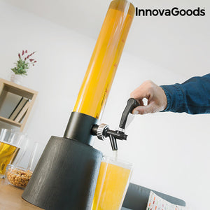 InnovaGoods Drink Dispenser Tower-Universal Store London™