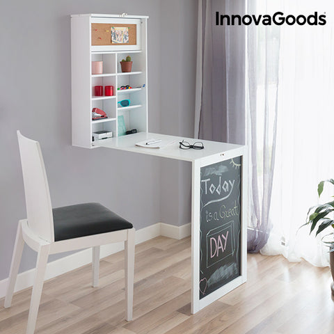 InnovaGoods Foldable Wall Desk-Universal Store London™