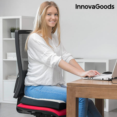 InnovaGoods Comfort Gel Cushion