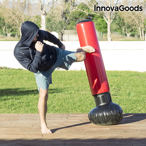 InnovaGoods Inflatable Punching Tower-Universal Store London™