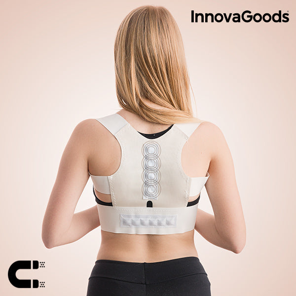 InnovaGoods Armor Magnetic Posture Corrector-Universal Store London™