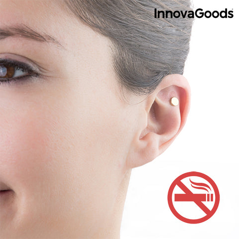 Image of InnovaGoods Quit Smoking Acupressure Magnet-Universal Store London™