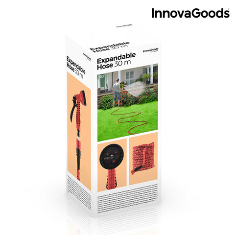 InnovaGoods Expandable Hose 30 m-Universal Store London™