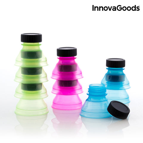 Image of InnovaGoods Can Bottle Tops (Pack of 10)-Universal Store London™