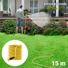 InnovaGoods Extendible Hose 15 m-Universal Store London™