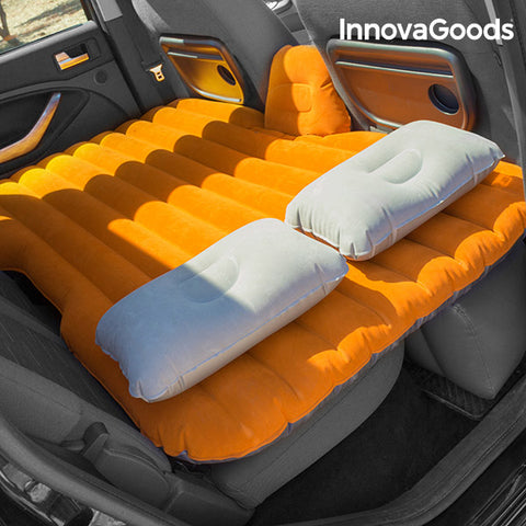 Image of InnovaGoods Inflatable Car Mattress-Universal Store London™