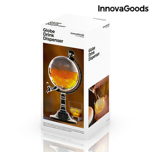InnovaGoods Globe Drinks Dispenser