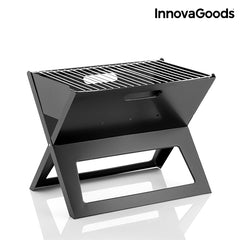 InnovaGoods Portable and Folding Charcoal Barbecue