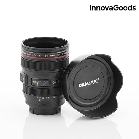 InnovaGoods Multifunction Cam Mug-Universal Store London™